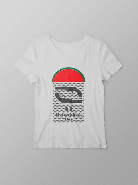 Meloncholyber- Women Tshirt
