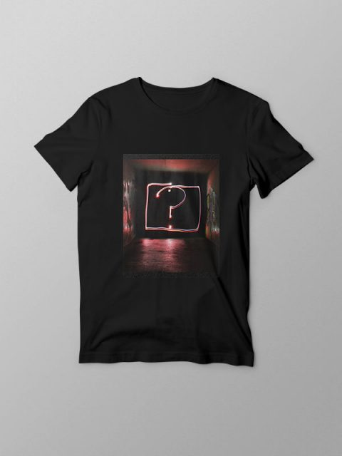 Question Print- Unisex Tshirt