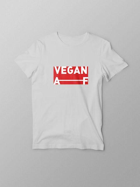 Vegan AF -Vegan Tshirt