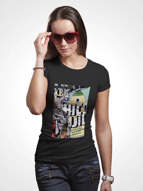 Graffiti Style – Women Tshirt