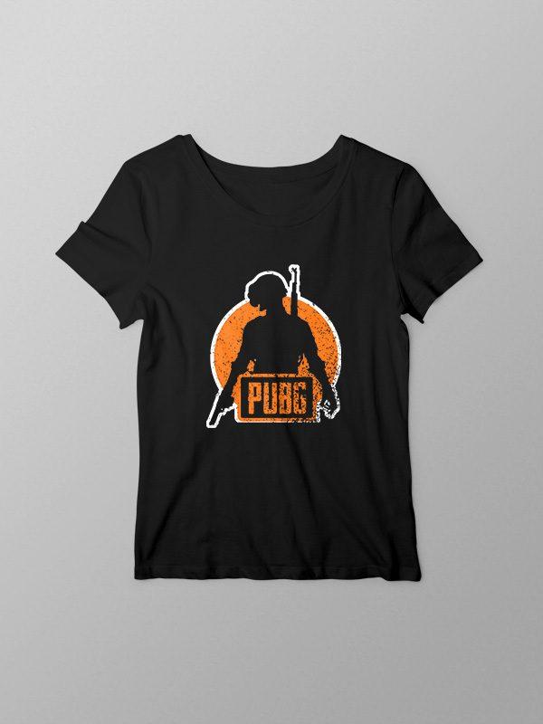 Pubg Graphic – Women's Tshirt