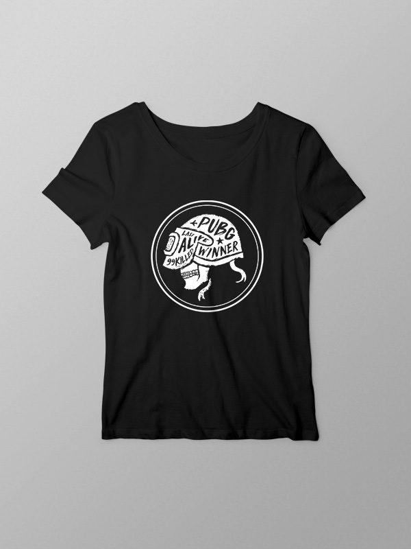 Pubg Skull – Women's Tshirt