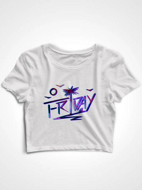 Friday – Crop Top