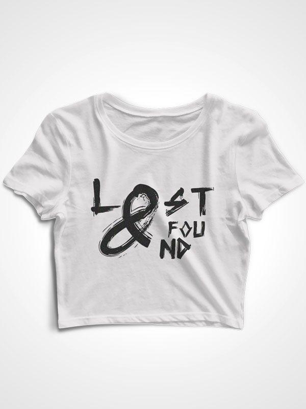 Lost & Found – Crop Top