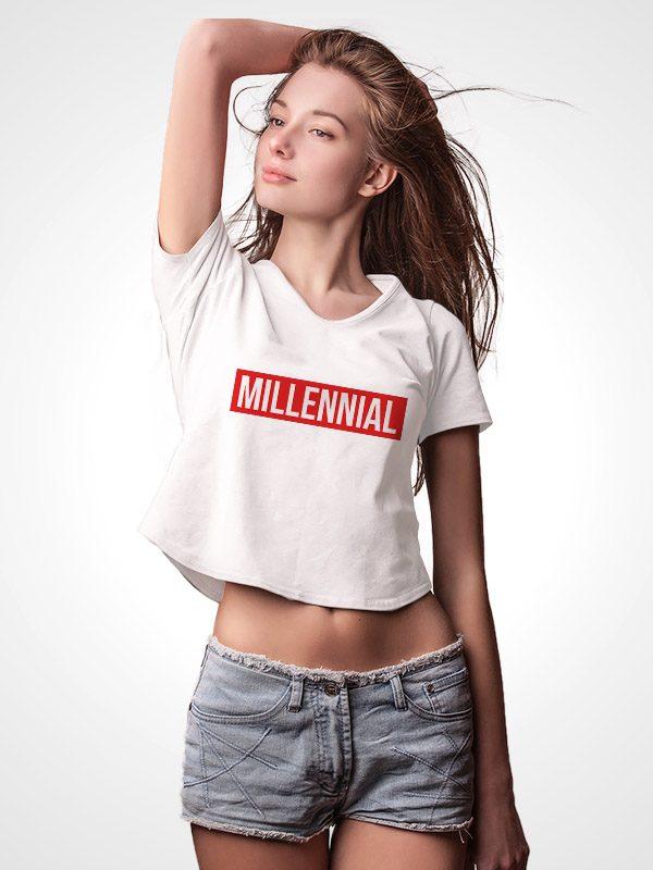 Millennial – Crop Top