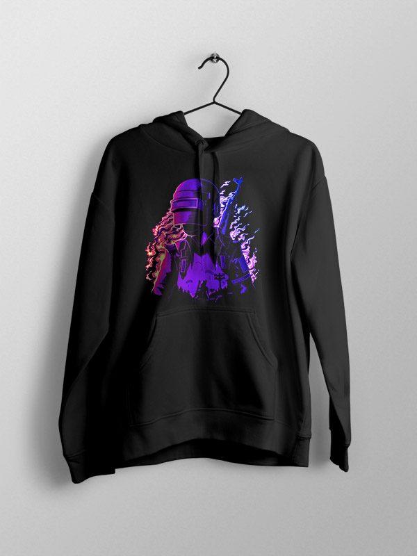 Pubg Neon – Unisex Hoodie