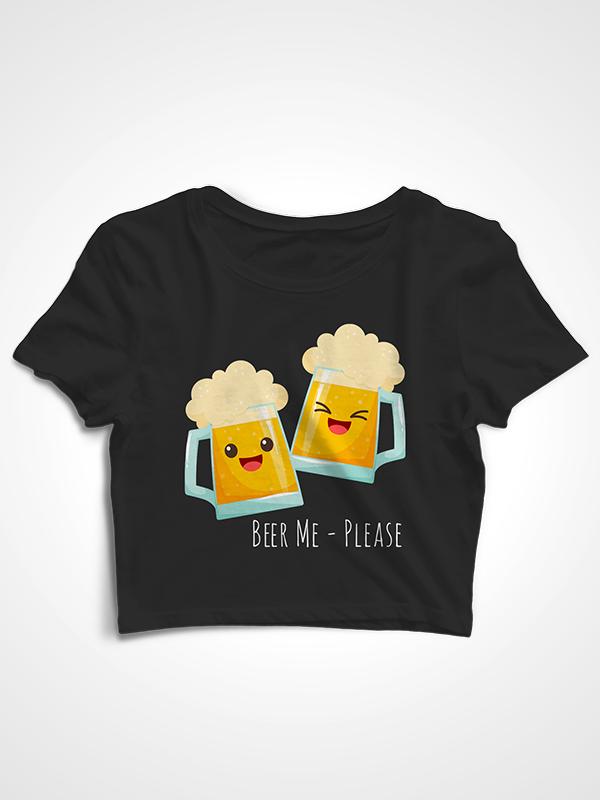 Beer Me – Crop Tops