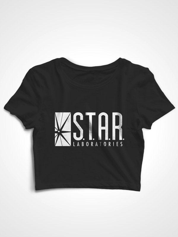 Star Labs – Crop Top
