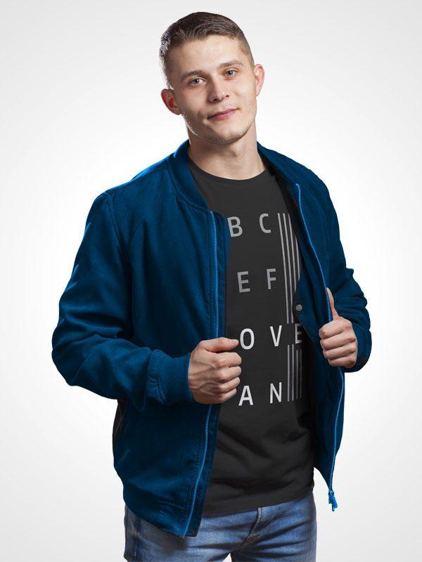 ABC Go Vegan – Vegan Tshirt