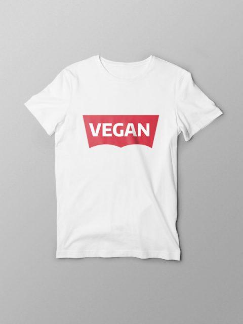 Vegan Levi – Vegan Tshirt