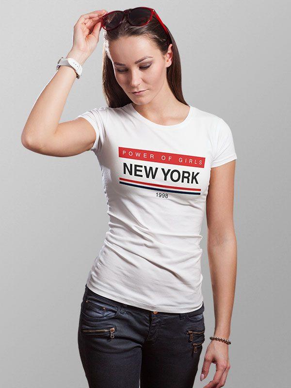New York 1998- Women Tshirt