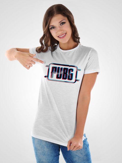 Pubg Logo – Women's Tshirt