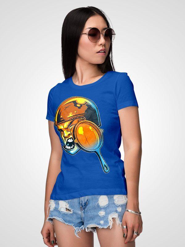 Pan Smash – Women's Tshirt