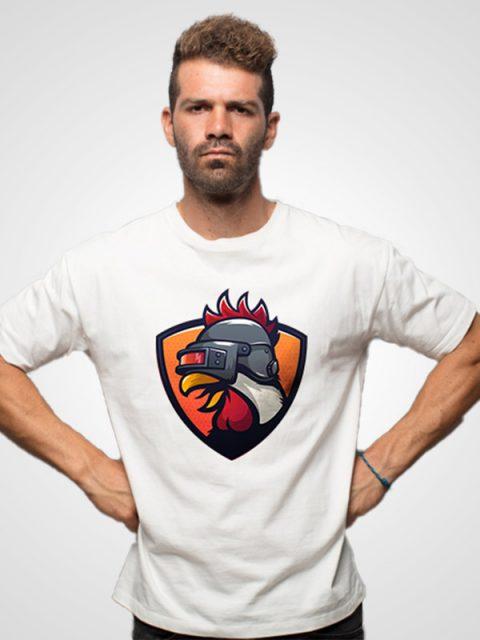 PubG Chicken- Unisex Tshirt