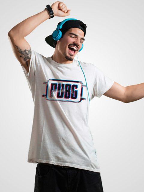 PubG Neon Graphic- Unisex Tshirt