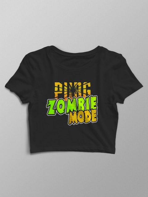 Pubg Zombie – Crop Top
