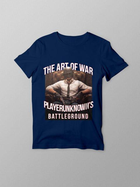 Art of War- Unisex Tshirt