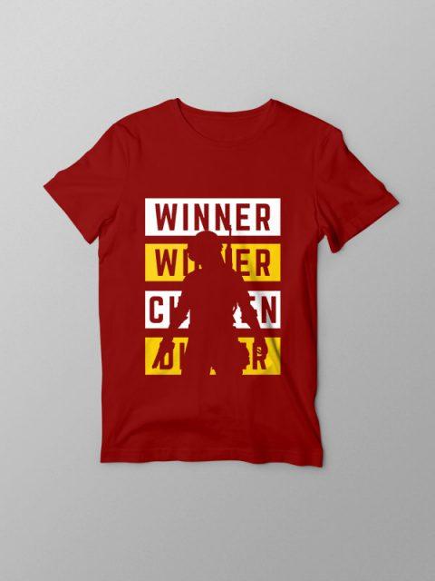 PubG Quote- Unisex Tshirt