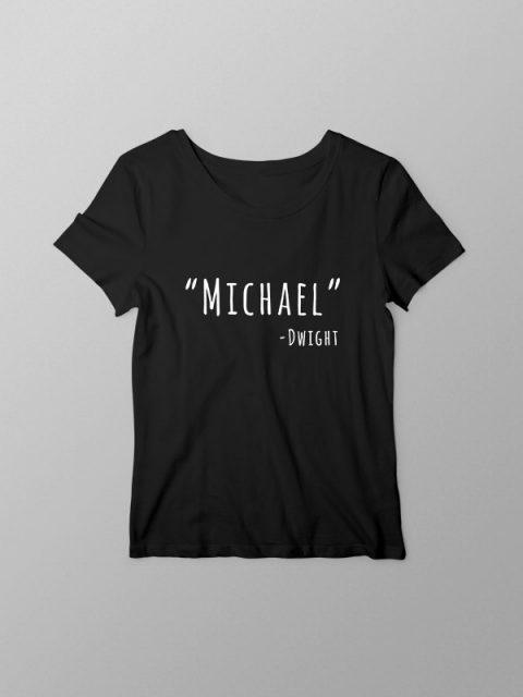 Michael – Women's Tshirt