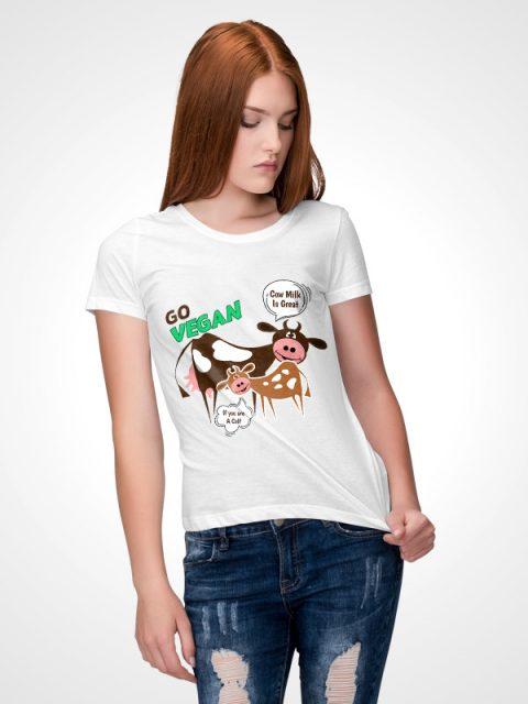 Love Animals – Women Tshirt