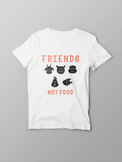 Kind Fest Design 1 – Unisex Vegan Tshirt