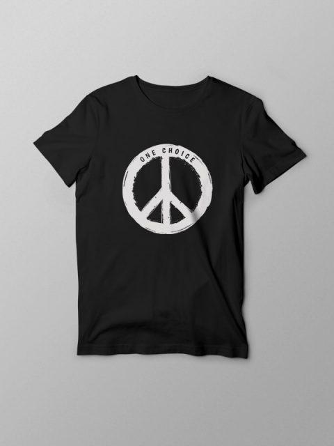 One Choice – Vegan Tshirt