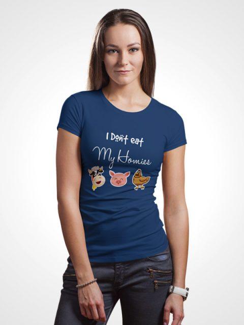MY homies – Women Tshirt