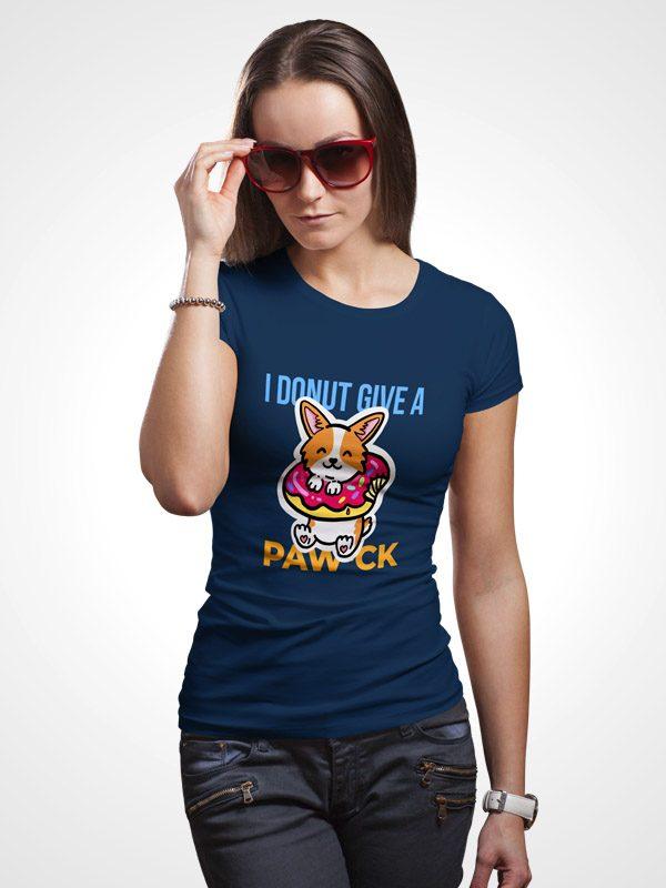Paw-ck – Women Tshirt