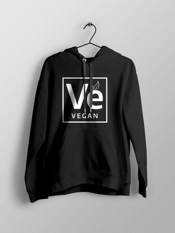 VE Vegan- Unisex Hoodie