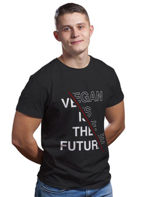 Vegan is the Future – Vegan Tshirt