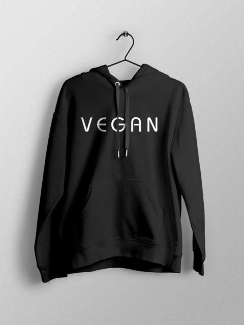 Vegan Word – Unisex Hoodie