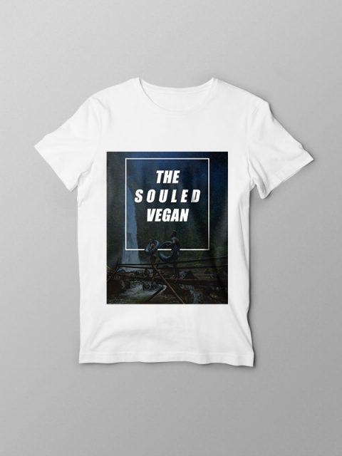 Souled Vegan – Vegan Tshirt