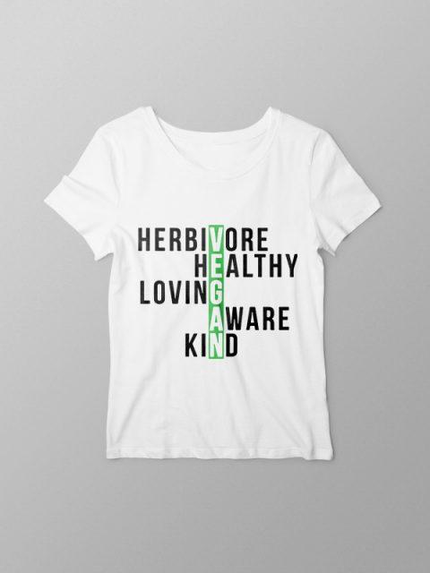 Herbivore – Women Tshirt