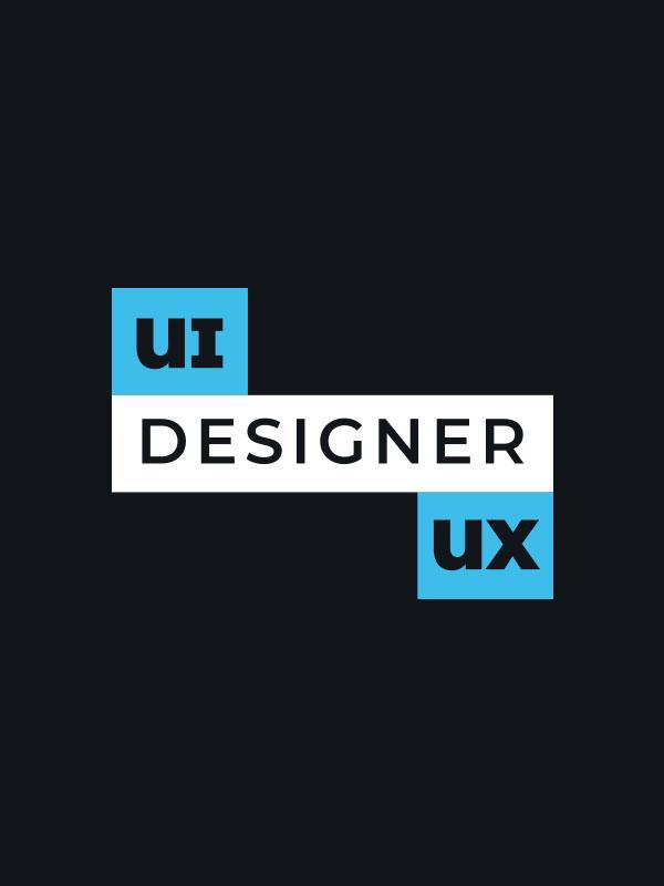 UI UX Designer – Unisex Tshirt