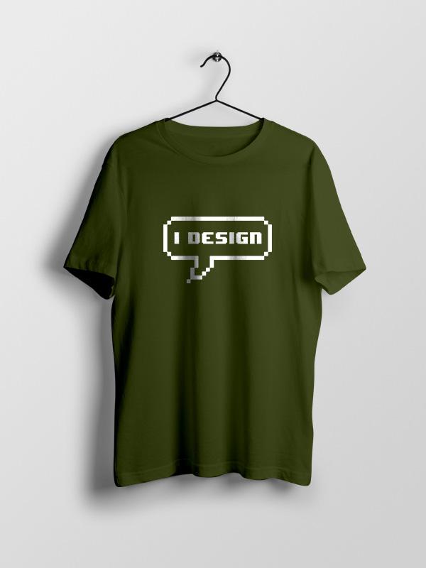I Design – Unisex Tshirt