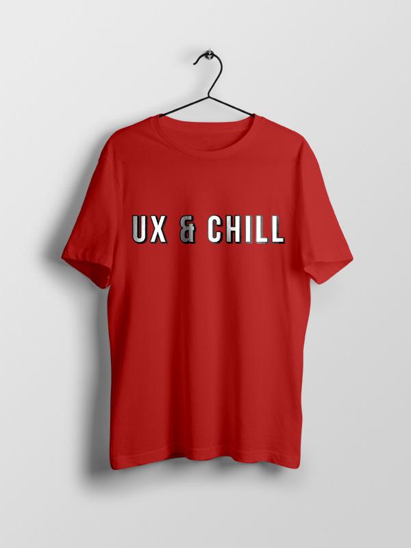 UX & Chill – Unisex Tshirt