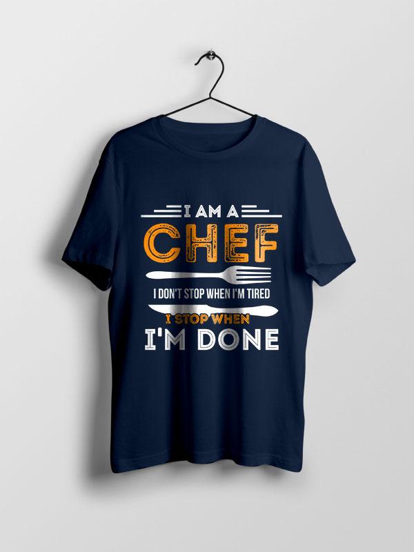 I am a Chef – Unisex Tshirt