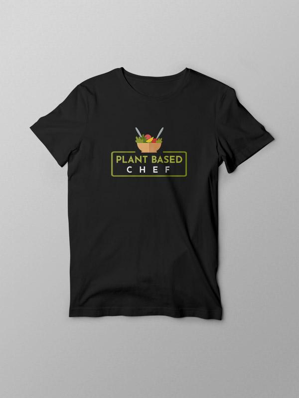 Plant Based Chef – Vegan Tshirt