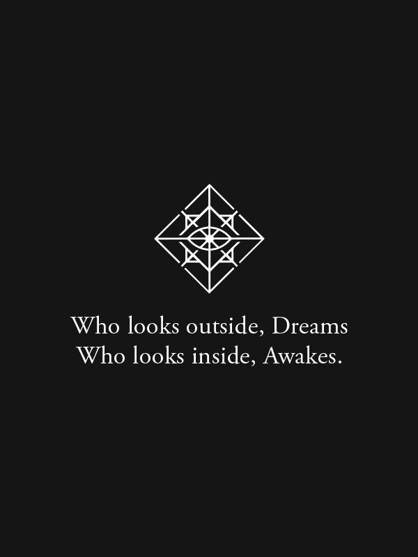 Look inside to be Awake – Women Tshirt