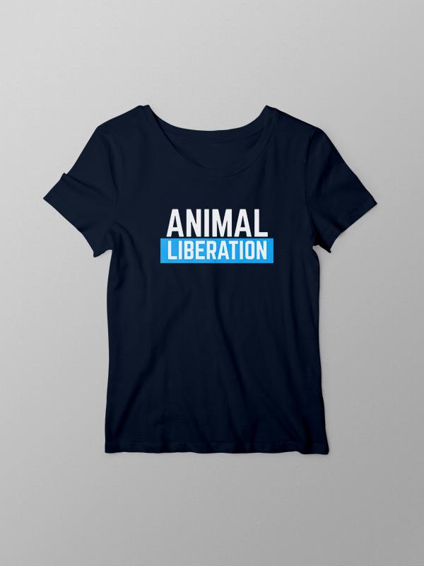 Animal Liberation – Women Tshirt