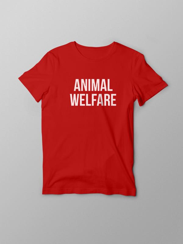 Animal Welfare – Vegan Tshirt
