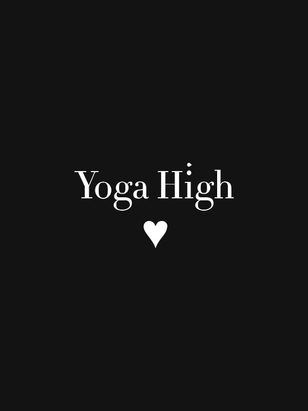 Yoga High – Crop Top