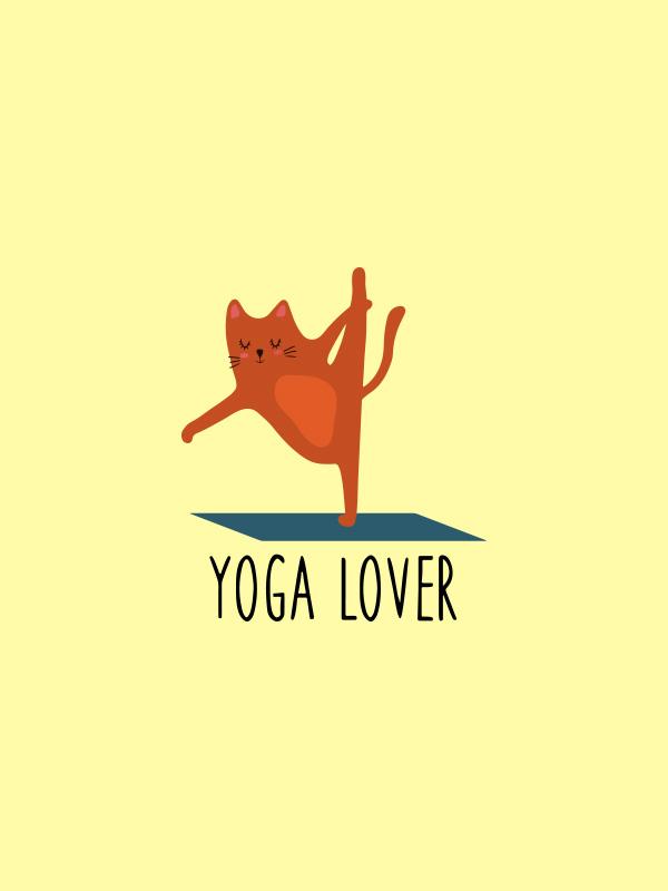 Yoga Lover – Women Tshirt