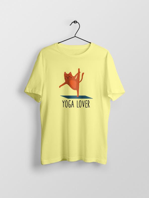 Yoga Lover – Unisex Tshirt