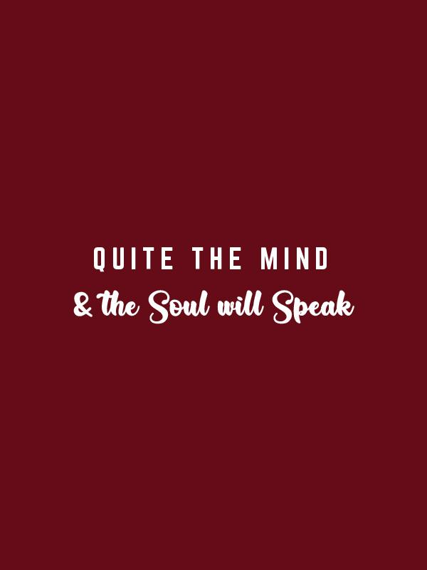 Soul Will Speak – Maroon Women Tshirt