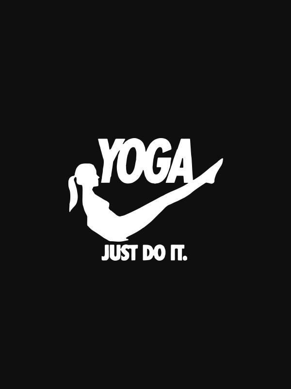 Yoga Nike – Women Tshirt