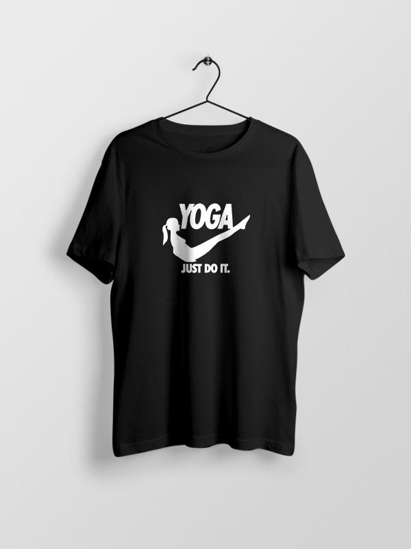Yoga Nike – Unisex Tshirt