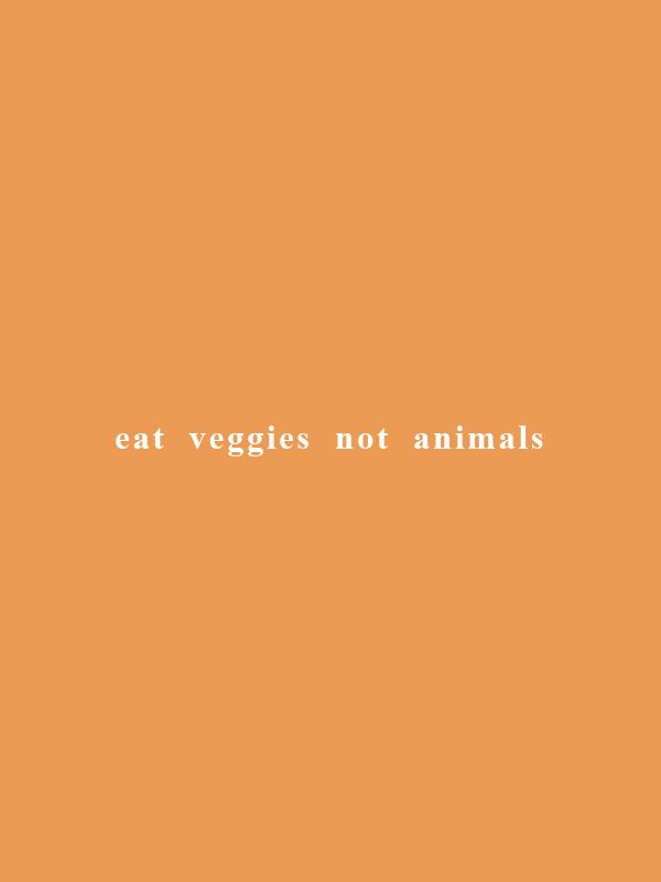 Eat Veggies – Vegan Tshirt