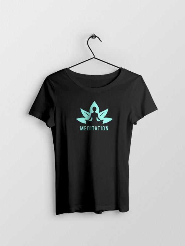 Meditation – Women Tshirt