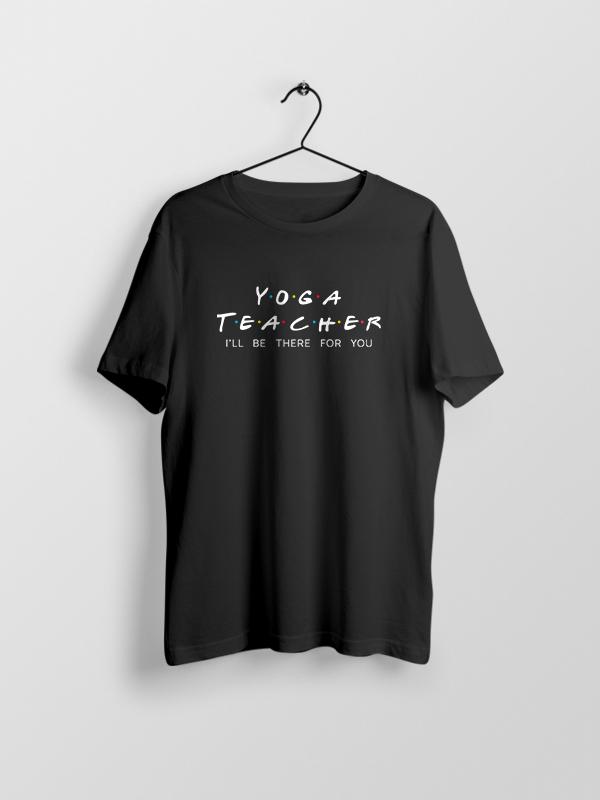 Yoga Teacher Friends – Unisex Tshirt